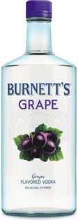 Burnett's Vodka Grape 750ml - Case of 12